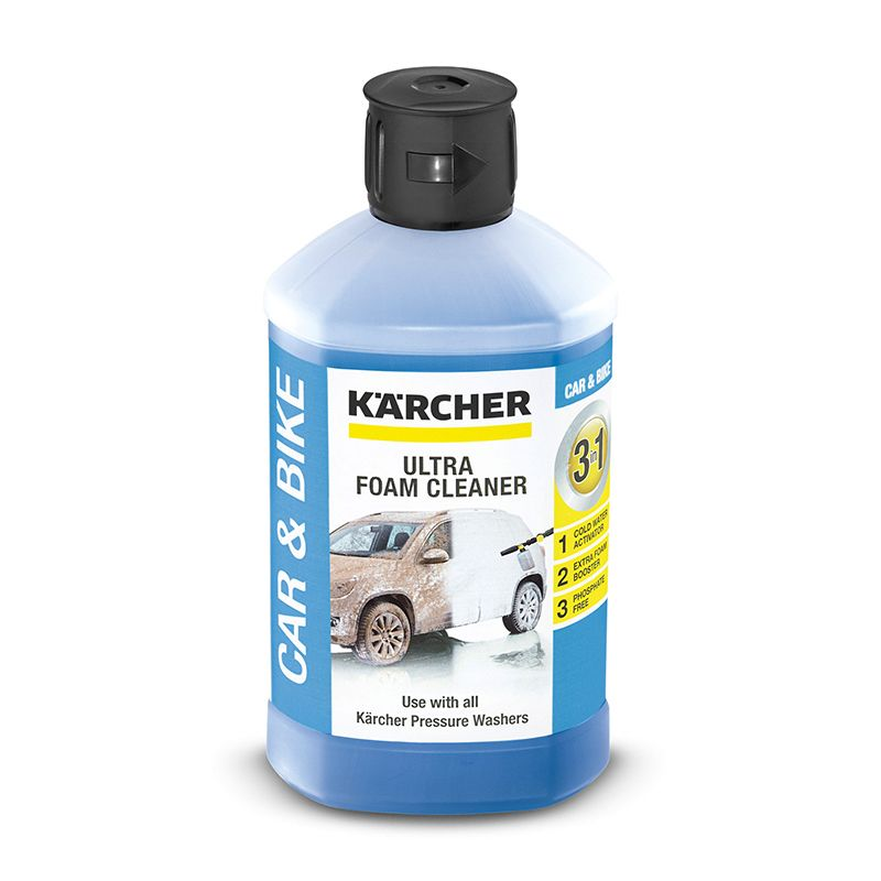 Ultra Foam Cleaner Karcher «3 в 1», 1 кг